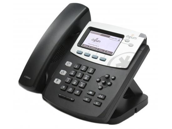 Digium D40 2-Line SIP with HD Voice Backlit Display English Text Keys (1TELD040LF)