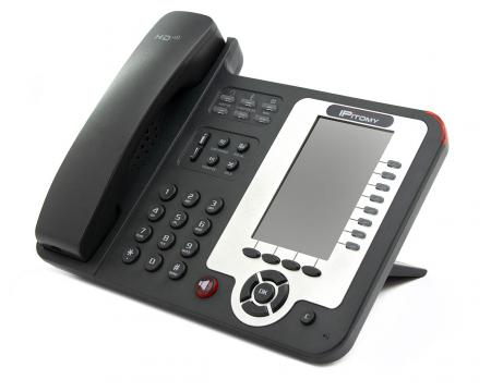 IPitomy IP620-B Black IP Display Phone - Grade A