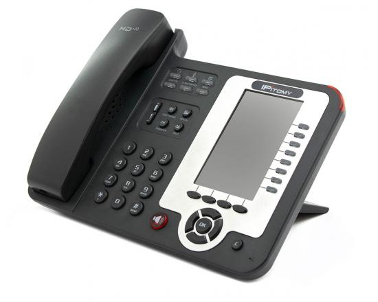 IPitomy IP620-B Black IP Display Phone - Grade A