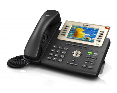 Yealink SIP-T29G Executive IP Gigabit Phone (SIP-T29G)