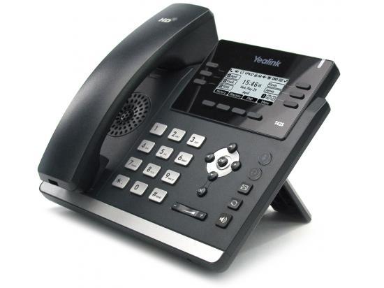 Yealink SIP-T42S Gigabit IP Display Speakerphone