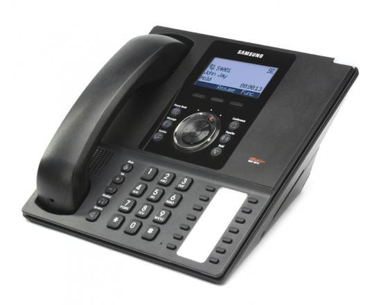 Samsung SMT-i5210D SIP 14-Button Backlit IP Telephone