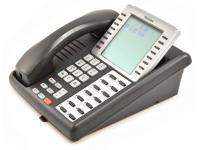 Toshiba Strata DKT3214-SDL 14-Button Charcoal Large Display Speakerphone