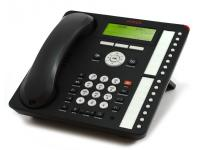 Avaya 1616-I 16-Button Black IP Display Speakerphone - Grade A