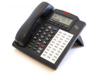 "ESI 48 Key H DFP BL Charcoal Backlit Display Speakerphone ""Grade B"""
