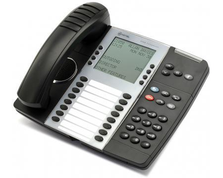 Mitel 8568 LCD Digital Phone (50006123)