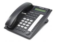 Panasonic KX-T7730X-B Black Digital Display Speakerphone