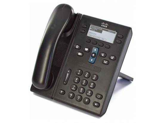 Cisco IP CP-6941 Charcoal Slimline Phone