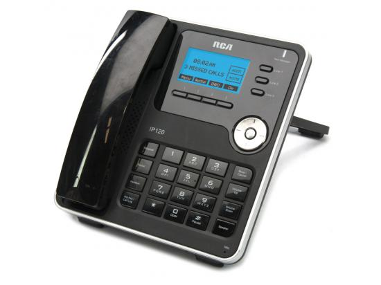 RCA 2 Line HD Voice VoIP Phone (IP110S)