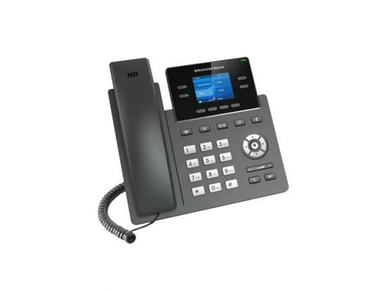 Grandstream GRP2612W IP Display Speakerphone - Wifi