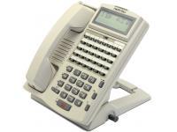 Iwatsu Omega-Phone ADIX IX-24KTD-3 White Display Speakerphone (104205)