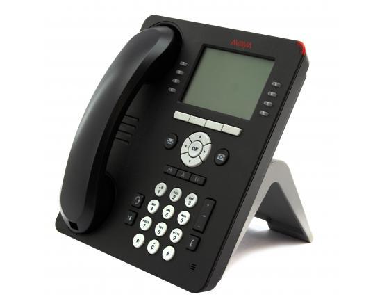 Avaya 9608G 24-Button Black IP Display Speakerphone - Grade A