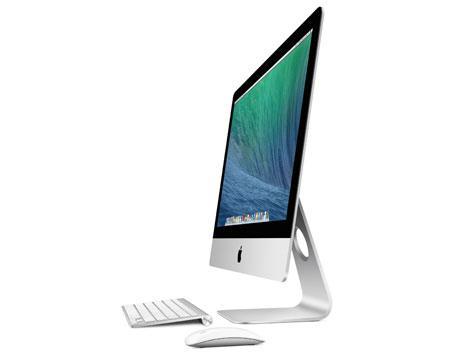 """Apple iMac A1418 21.5"""" AiO Intel Core i5 (4260U) 1.4GHz 8GB DDR3 500GB HDD - Grade B"""