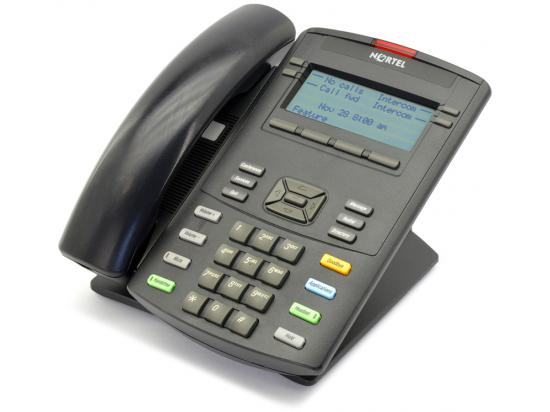 Nortel IP 1220 Display Phone with TEXT Keys (NTYS19) - Grade A